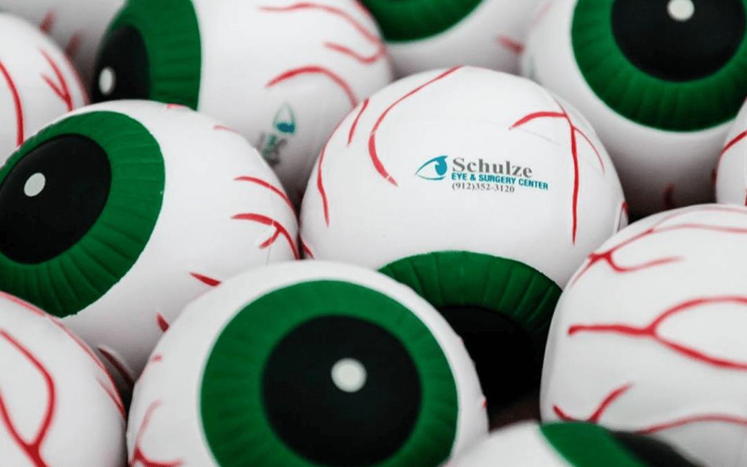 Schulze eye balls promo balls