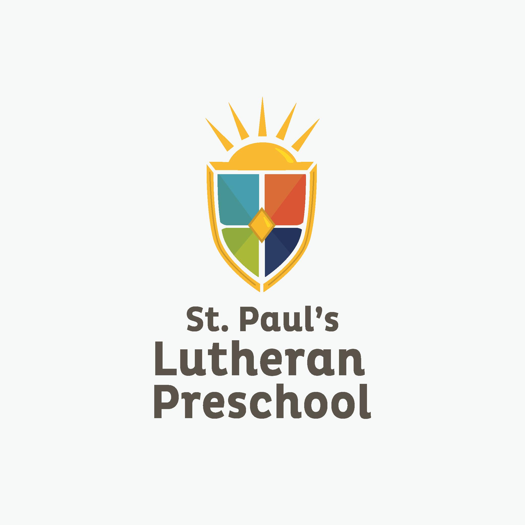 Logo Design | St Pauls Lutheran Preschool